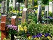 Friedhof Bremen-Walle Obdachlose